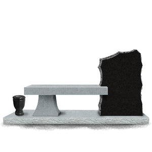Bench - Rock Upright - THE FOSTER