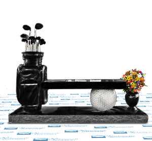 Bench - THE GOLFER