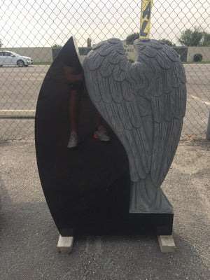 Monument - Angel Teardrop - The Tanya