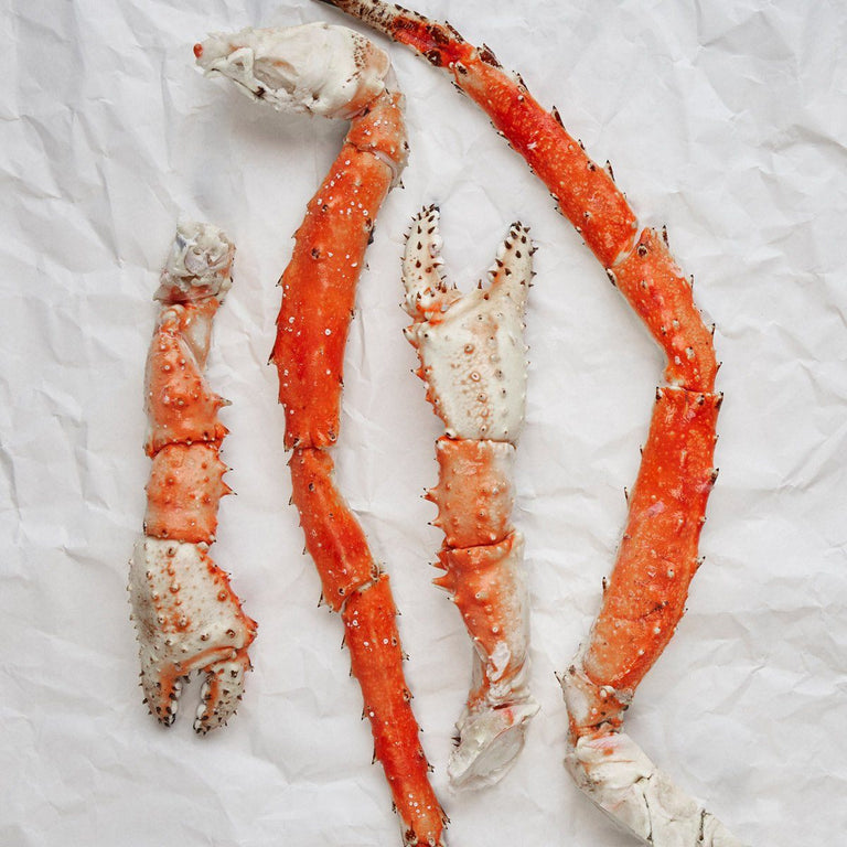 Giant Red King Crab Legs