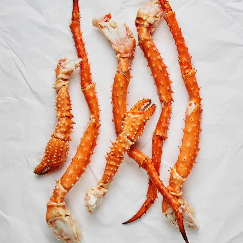 Golden King Crab Leg