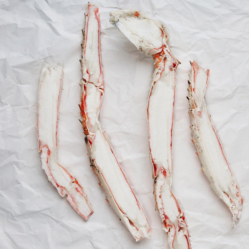 Super Colossal Red King Crab Legs - Split Legs