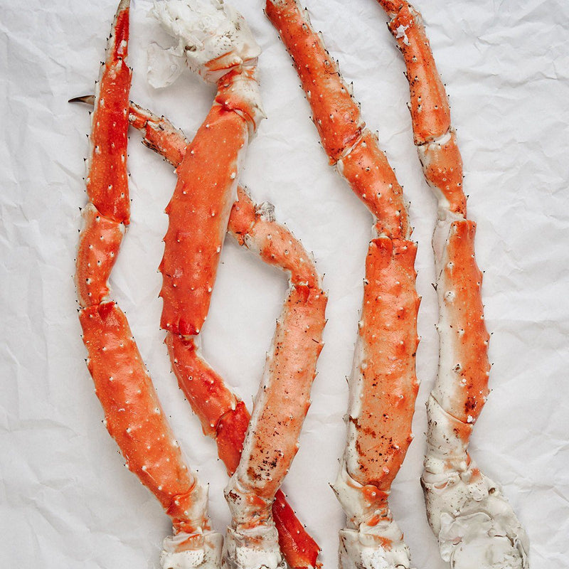 Super Colossal Red King Crab Legs