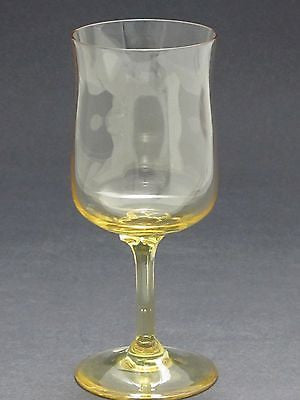 Lenox  Amber  Mist glass, Crystal  Made in USA Mt Pleasant PA - O'Rourke crystal awards & gifts abp cut glass