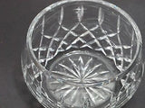 Hand cut glass bowl, 24% lead crystal Great gift or award customize hand polish - O'Rourke crystal awards & gifts abp cut glass