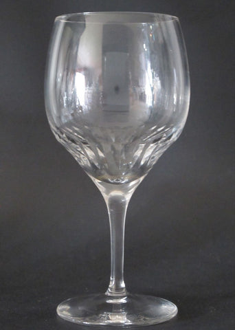 Lenox  Cut glass Radiance wine Crystal  Made in USA Mt Pleasant PA  mouth blown - O'Rourke crystal awards & gifts abp cut glass