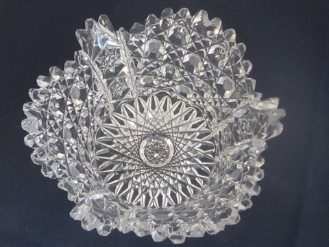 Wolfhound New Martinsville Figurine glass