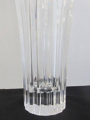 Signed Libbey American Brilliant Period Cut Glass ABP Antique Decanter