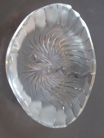 Square crystal Decanter Signed Waterford - O'Rourke crystal awards & gifts abp cut glass
