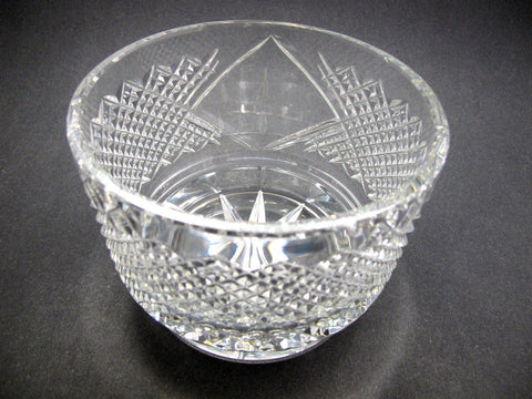 Hand Cut Crystal Award Bowl customise - O'Rourke crystal awards & gifts abp cut glass