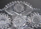 Signed Fry bonbon American Brilliant Period Cut Glass  Antique - O'Rourke crystal awards & gifts abp cut glass