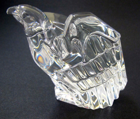 Glass Eagle # 8304 Signed Steuben - O'Rourke crystal awards & gifts abp cut glass