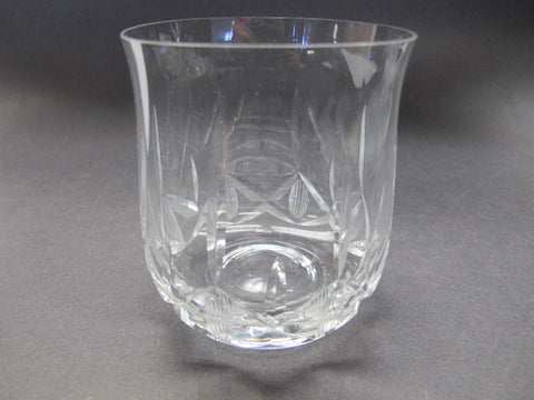 Shay O'Brien Double on rocks glasses hand cut - O'Rourke crystal awards & gifts abp cut glass