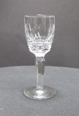 Signed Waterford Kildare Crystal Liquor Stemware - O'Rourke crystal awards & gifts abp cut glass