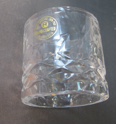 napkin ring crystal