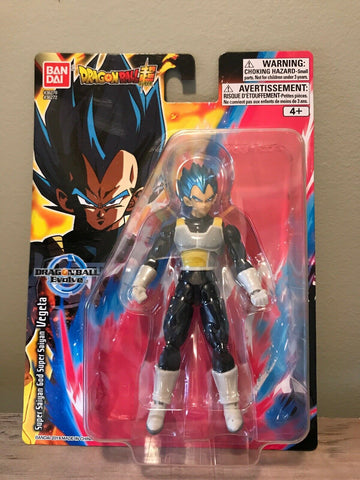 tilmans-toys - Dragonball Super Saiyan God Super Saiyan Vegeta Action Figure 5 inch Bandai - EE Distribution - Action Figure