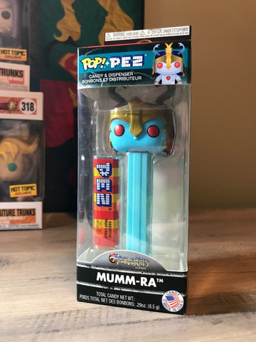 tilmans-toys - Funko POP PEZ Mumm-Ra Dispenser NEW IN STOCK - Funko - POP Pez