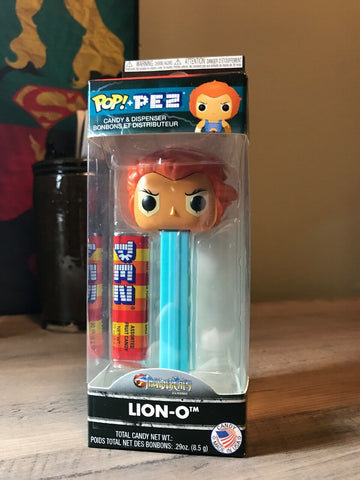 tilmans-toys - Funko POP! PEZ  Thundercats - LION-O - New in Package - Tilman's Toys  -
