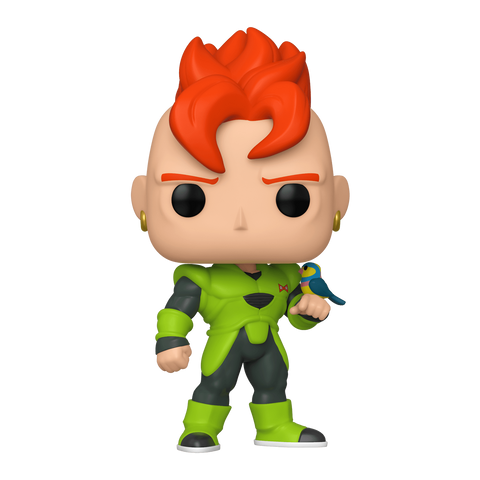 tilmans-toys - *PRE-ORDER* Funko POP! Android 16 Dragon Ball Z DBZ - Funko - Funko POP!