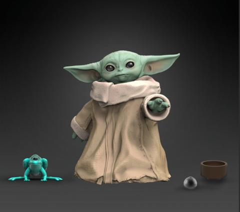 *PRE-ORDER* Star Wars The Black Series The Child (Baby Yoda) 6 Inch Scale