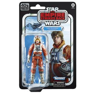Star Wars The Black Series 40th Anniversary ESB Luke Skywalker Snowspeeder Gear 6 Inch Action Figure