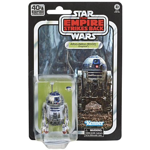 *PRE-ORDER* Star Wars The Black Series 40th Anniversary ESB R2-D2 6 Inch Action Figure
