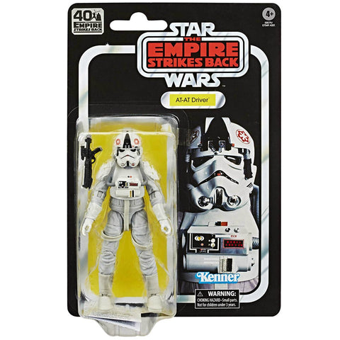 *PRE-ORDER* Star Wars The Black Series 40th Anniversary ESB AT-AT Driver  6 Inch Action Figure