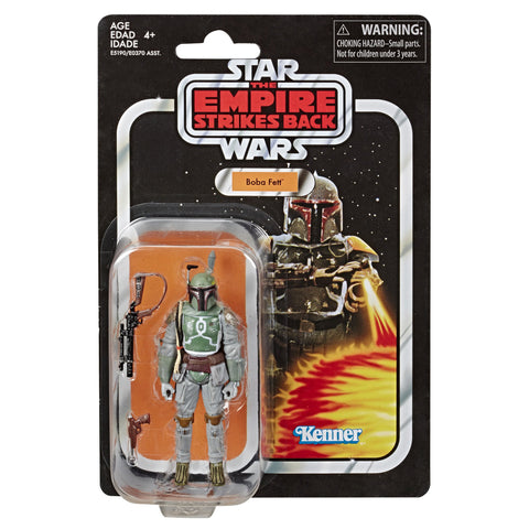 tilmans-toys - *PRE-ORDER* Star Wars Vintage Collection Boba Fett VC09 - EE Distribution - Action Figure