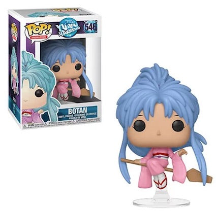 tilmans-toys - Funko POP! Ghost Files Yu Yu Hakusho Botan - Funko - Funko POP!