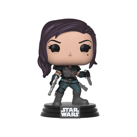 Funko POP! Cara Dune The Mandalorian Star Wars