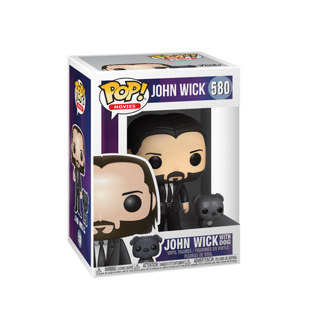 Funko POP! John Wick with Dog