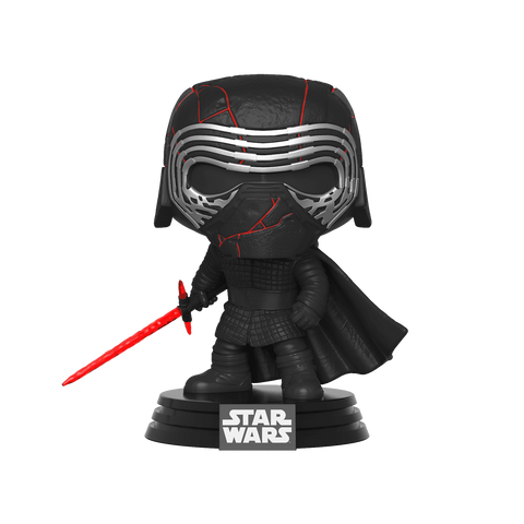 tilmans-toys - *PRE-ORDER* Funko POP! Supreme Leader Kylo Ren The Rise of Skywalker - Funko - Funko POP!