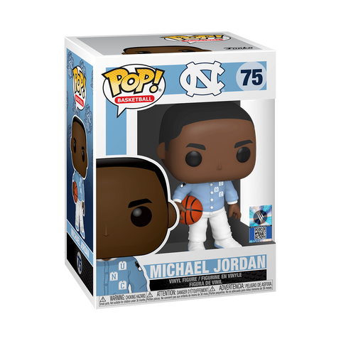 *PRE-ORDER* Funko POP Michael Jordan UNC (Warm-Up)