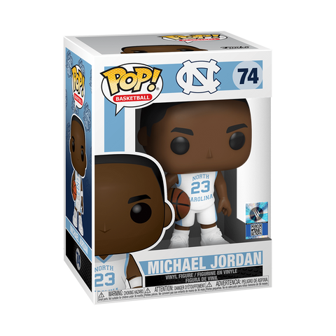 *PRE-ORDER* Funko POP Michael Jordan UNC (Uniform)
