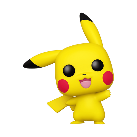 tilmans-toys - *PRE-ORDER* Funko POP! Pokemon Pickachu (Waving) - Funko - Funko POP!