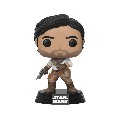 tilmans-toys - *PRE-ORDER* Funko POP! POE DAMERON The Rise of Skywalker - Funko - Funko POP!