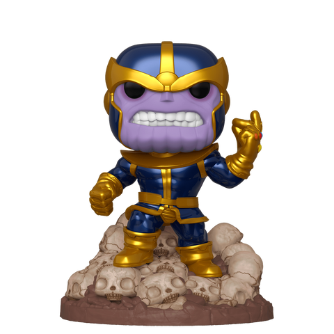 Funko POP! Thanos Snap PX Exclusive 6 Inch POP