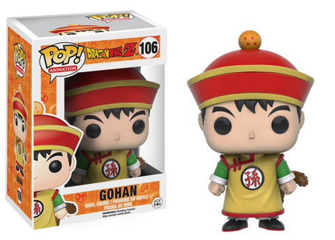 tilmans-toys - Funko POP! Dragon Ball Z Gohan DBZ - Funko - Funko POP!