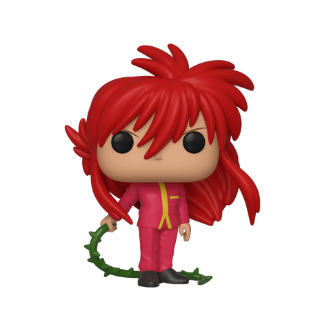 tilmans-toys - Funko POP! Ghost Files Yu Yu Hakusho Kurama - Funko - Funko POP!