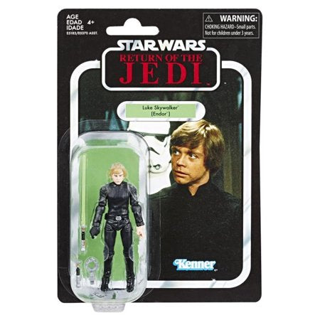 tilmans-toys - Star Wars Vintage Collection Luke Skywalker Return of the Jedi VC23 - EE Distribution - Action Figure