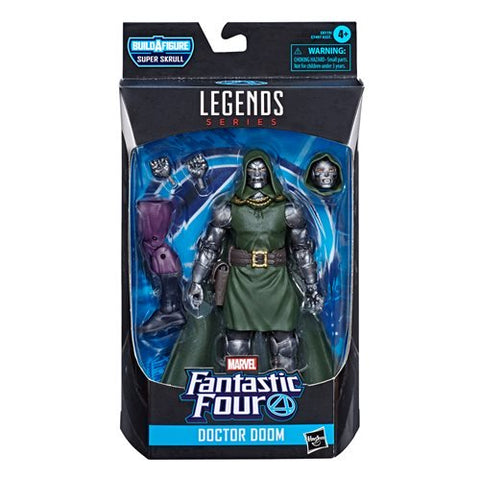 Marvel Legends Dr. Doom Fantastic Four Super Skrull Wave