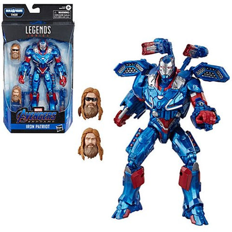 *PRE-ORDER* Marvel Legends Iron Patriot  6 Inch
