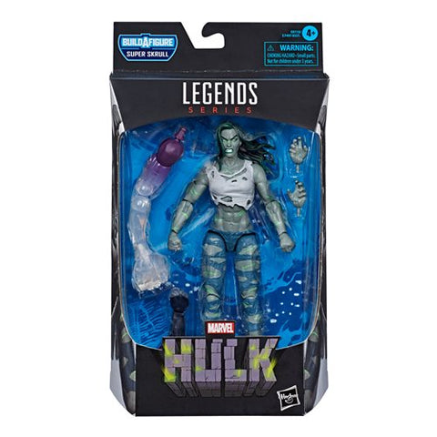 Marvel Legends She Hulk Fantastic Four Super Skrull Wave
