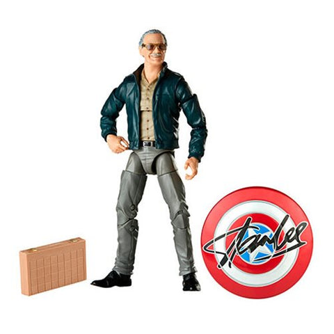 Marvel Legends Stan Lee 6 Inch Action Figure