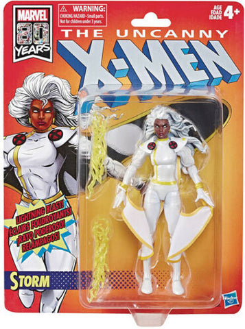 tilmans-toys - *PRE ORDER* Marvel Legends Storm Retro Collection X-Men - EE Distribution - Action Figure