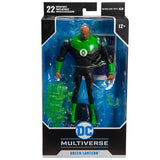 DC Multiverse Animated Green Lantern McFarlane Wave 1 7 inch Figure