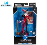 DC Multiverse Harley Quinn McFarlane Wave 1 7 inch Figure