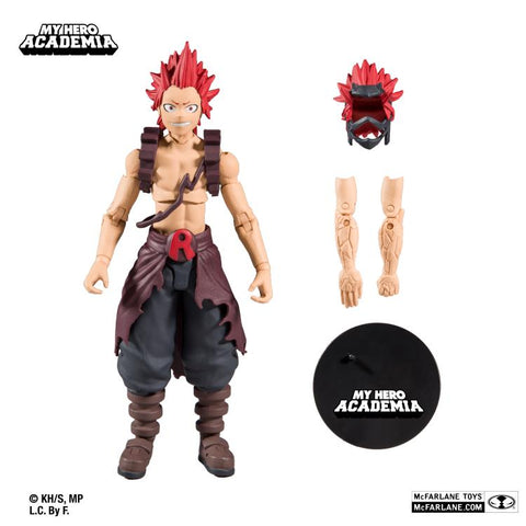 My Hero Academia Eijiro Kirishima Action Figure
