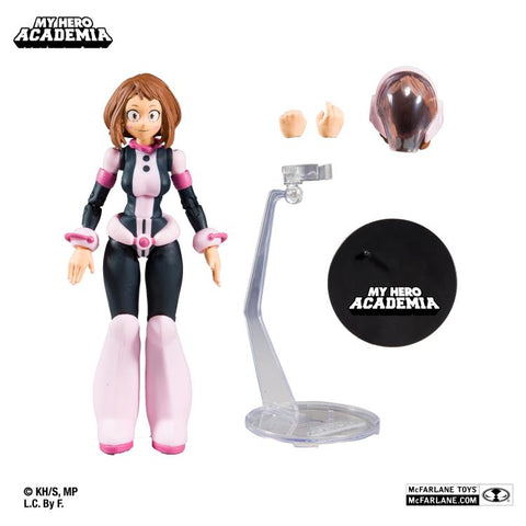 My Hero Academia Ochaco Uraraka Action Figure