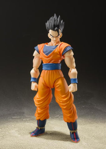 Dragon Ball Z Ultimate Gohan S.H. Figuarts SDCC 2019 Exclusive